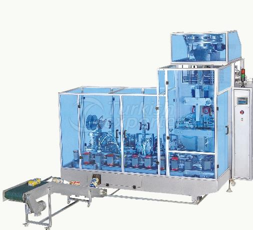 Square Pulse Packaging Machine