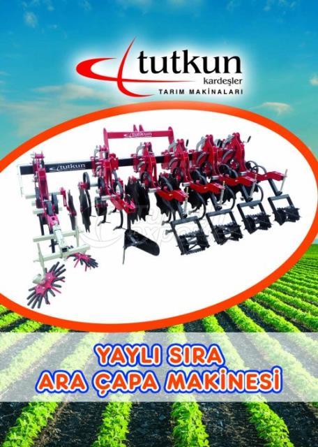Cultivador de remoção de ervas daninhas