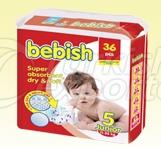 Diaper Bebish Junior