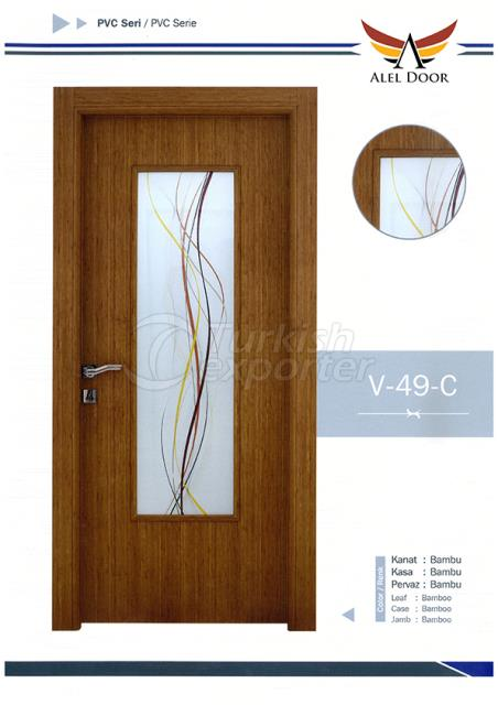 Pvc and Composite Doors