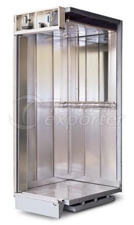 Asansör Kabinleri Safir