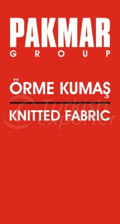 KNITTED FABRIC / Knitted Fabric