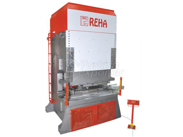 Hydraulic Transfer Press