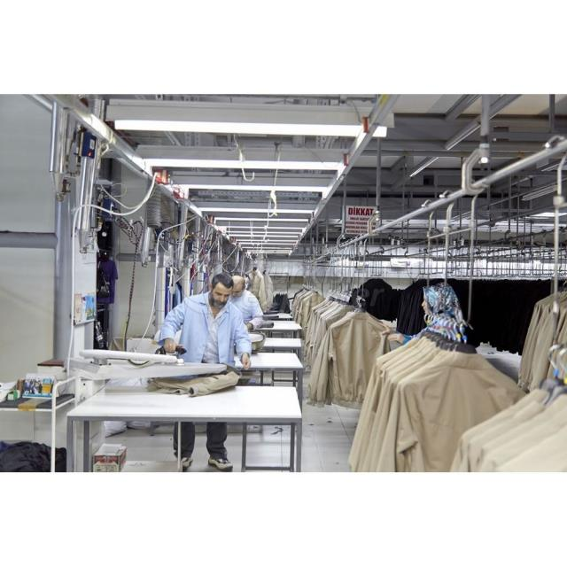 Fabric Production System