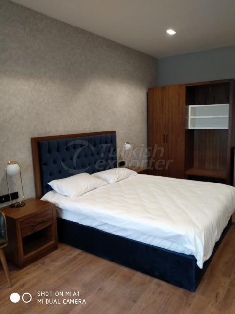 HOTEL ROOM WALNUT