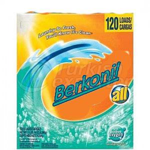 Detergentes em pó