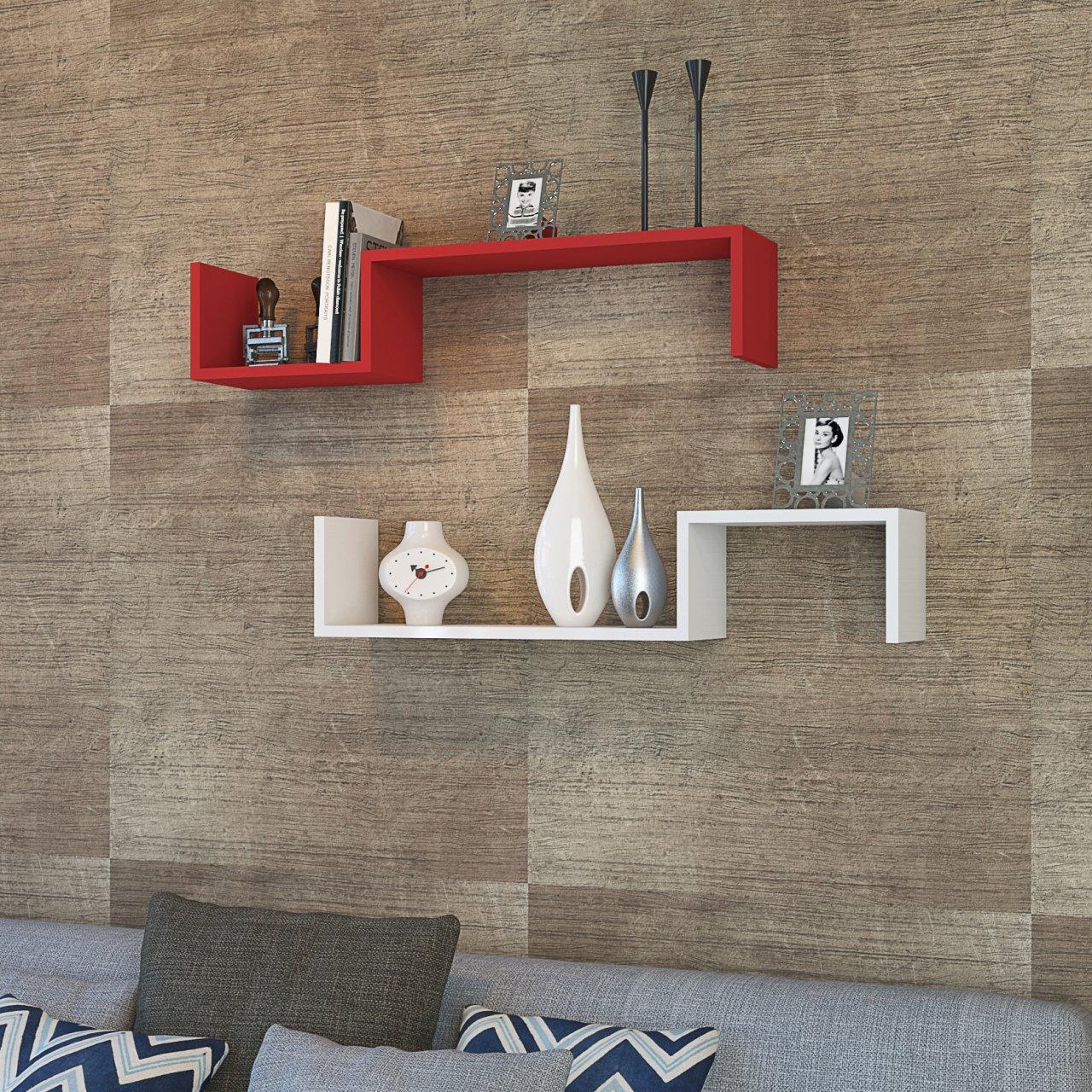 Liatris Decorative Shelf