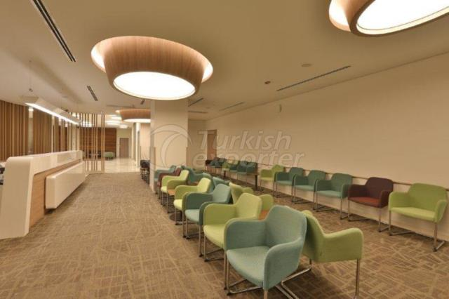 Hospital Concept-Consultancy Room Furnitures