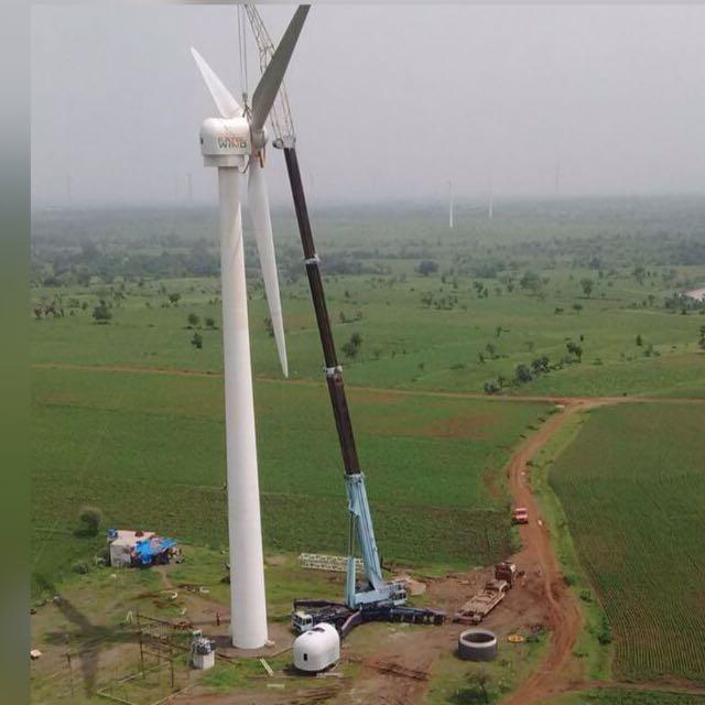 1MW Wind Turbine