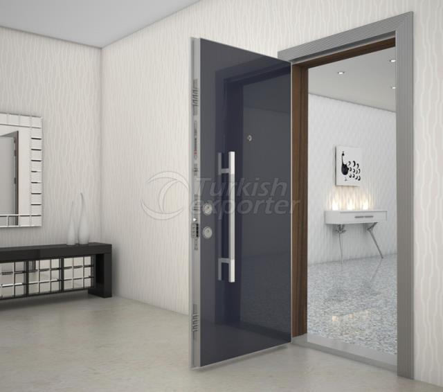 Çelik Kapı -206 MELİS