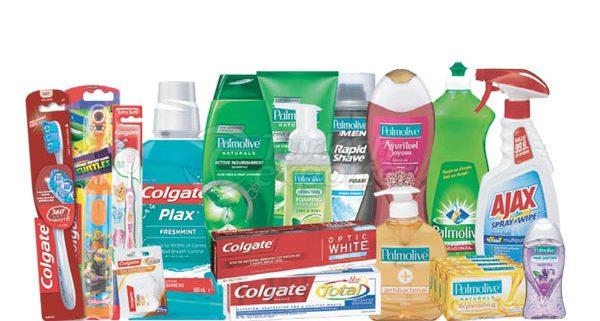Colgate & Palmolive products