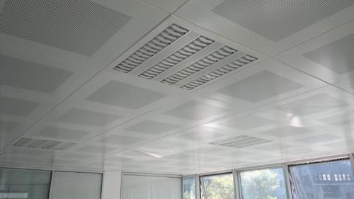 Metal Suspended Ceiling Systems