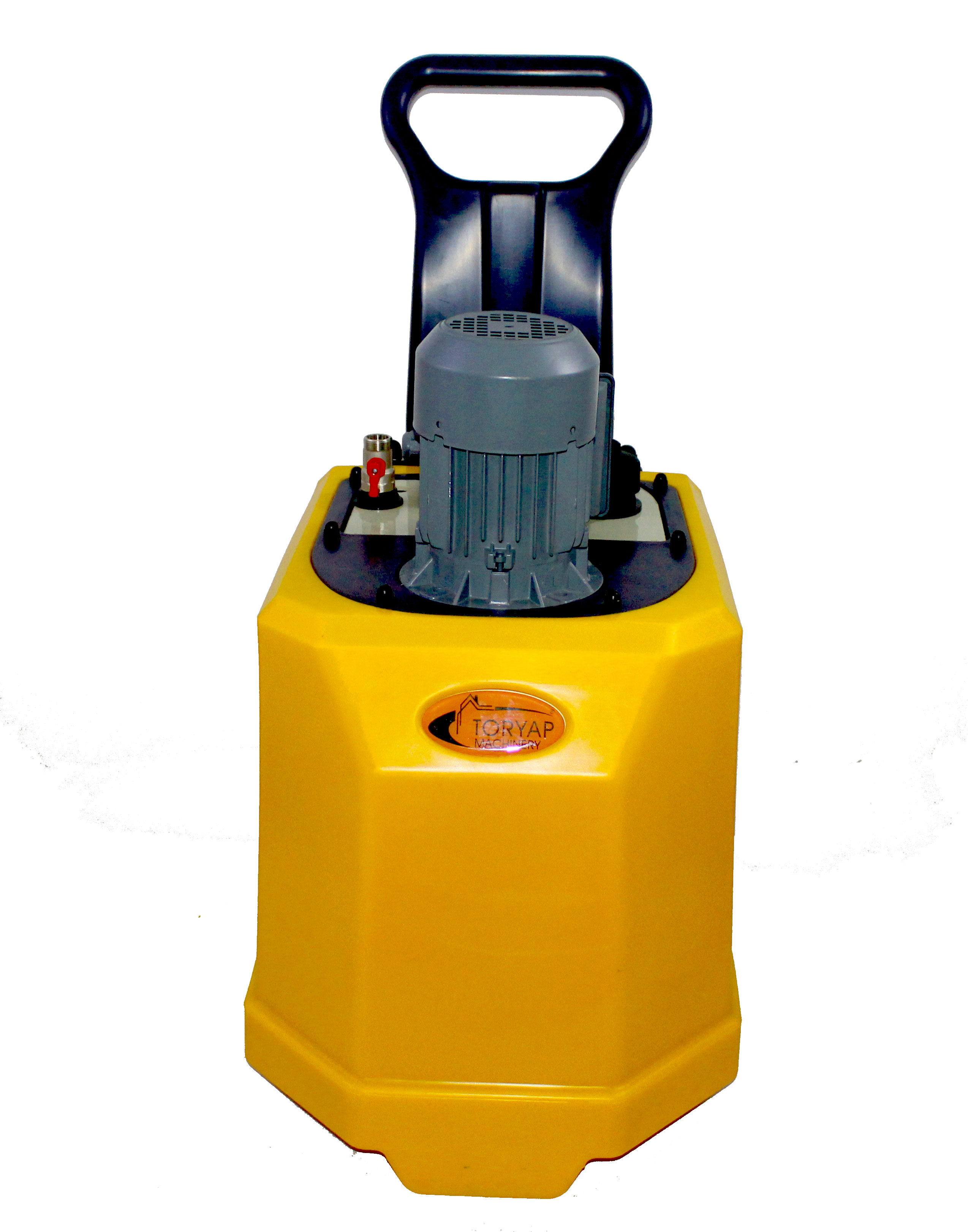 TM 04 DESCALING PUMP / POWER FLUSHING PUMP UNIT