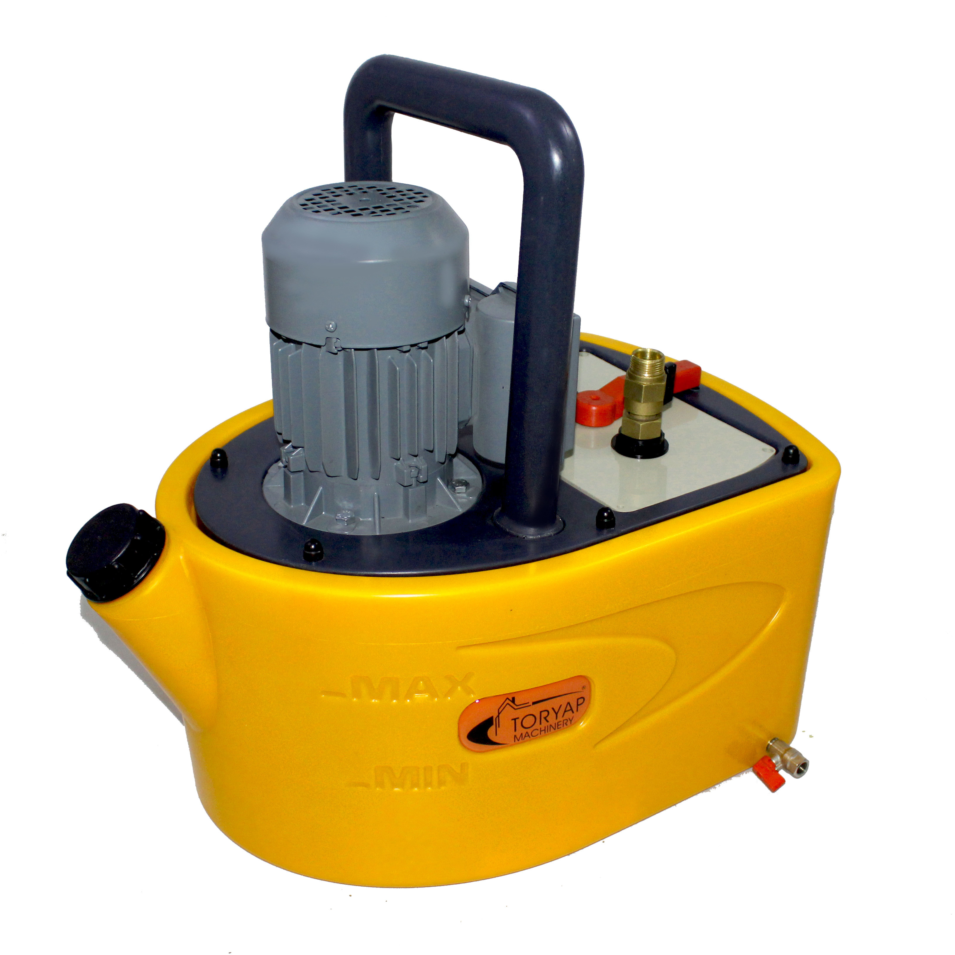 TM 03 DESCALING PUMP / POWER FLUSHING MACHINE