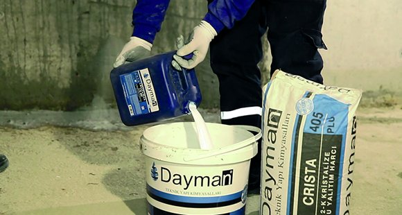 Mineral Based Waterproofing Products