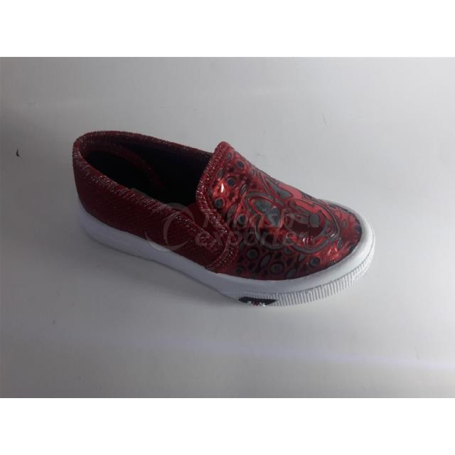 كتان أحذية 5238