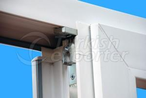 Double Wing System Windows