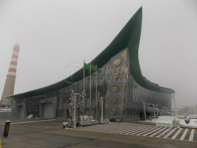 Turkmenistan Kia - Hyundai Center