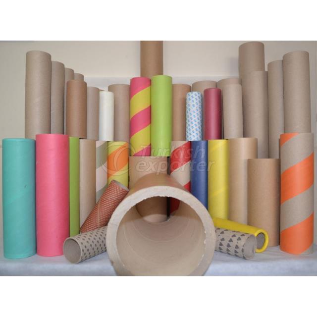 Tubo de papel