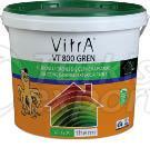 VitrA Therm VT 800 GREN - Silikon tanecikli dış cephe boyası