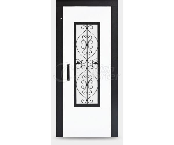 Asansör Kapıları As 0027