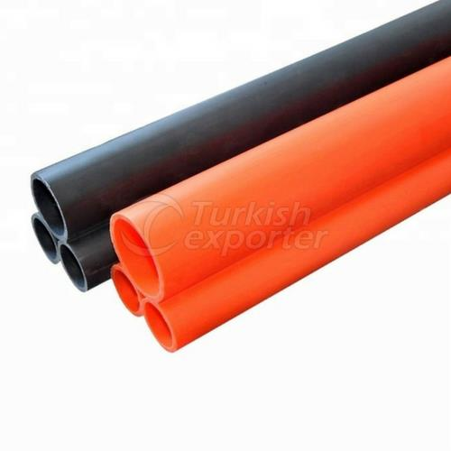 Fiber Optic Cable Pipes