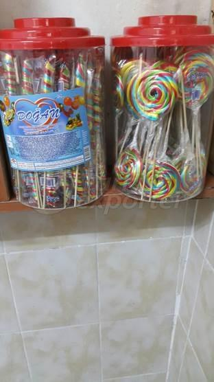 Sheap and Gum Candy