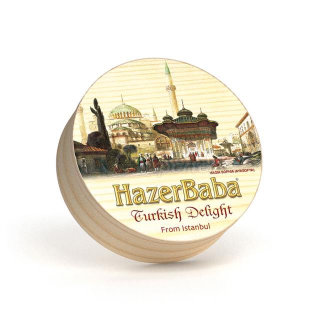 Rose, Lemon, Pistachio, Hazelnut Turkish Delight